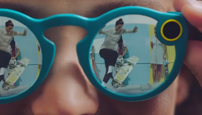 Snap guarda un voluminoso inventario de gafas Spectacles no vendidas