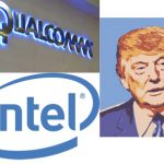 Intel contra Qualcomm, i Trump al mig