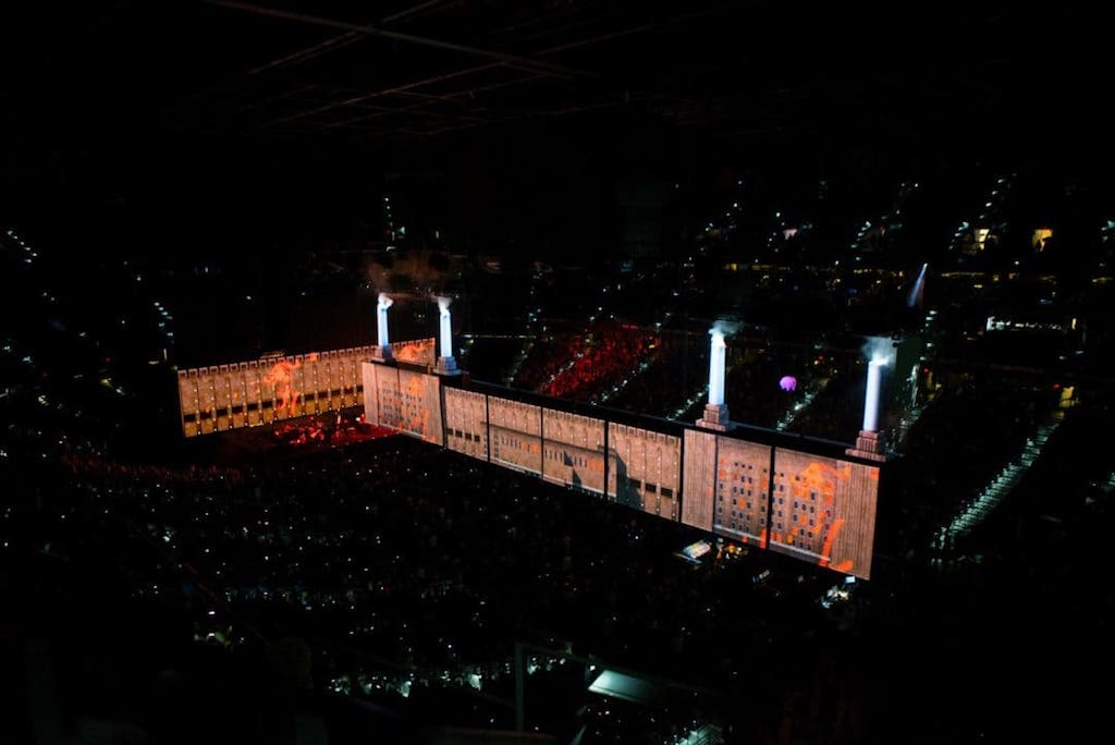 Roger Waters: l'espectacle rock total