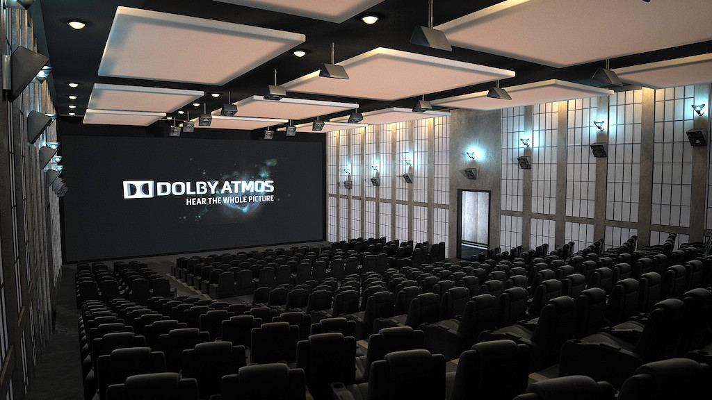 Dolby Atmos: cinema immersiu