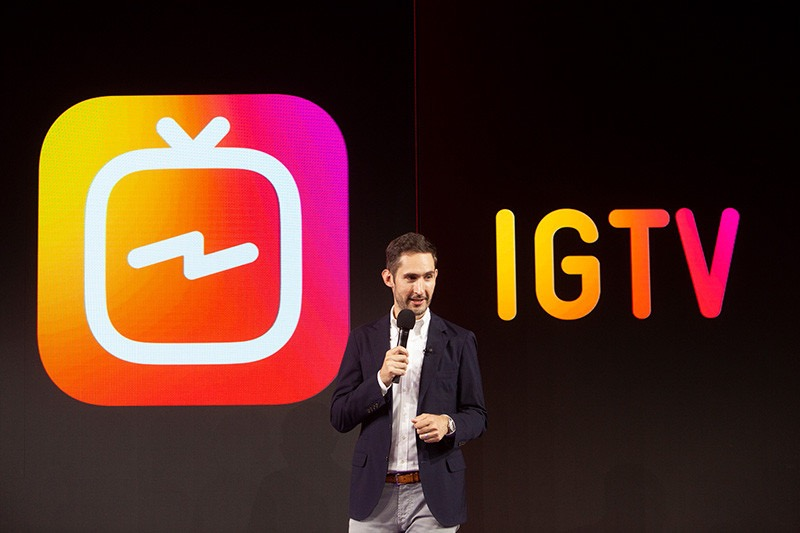 Instagram TV, más teletienda que YouTube