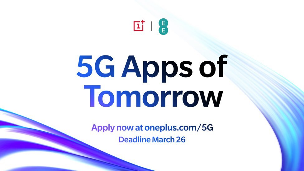 OnePlus lanza el programa 5G Apps of Tomorrow